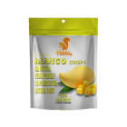 nibbles Freeze Dried Mango Crisps 20g