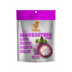 nibbles Freeze Dried Mangosteen Crisps 20g
