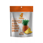 nibbles Freeze Dried Pineapple Crisps 20g